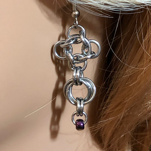 Stainless Earrings No. 99