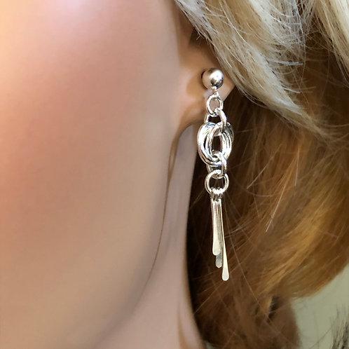 Sterling Earrings No. 101
