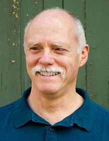 Headshot photo of Ken Brandt, author of Positive Vision: Enjoying the Adventures and Advantages of Poor Eyesight