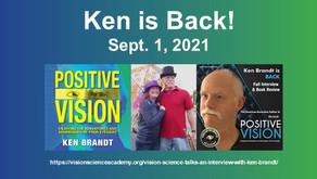Ken is Back!