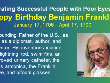 Happy Birthday Ben!