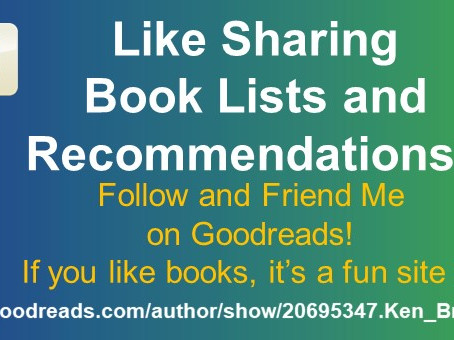 Join me on Goodreads?