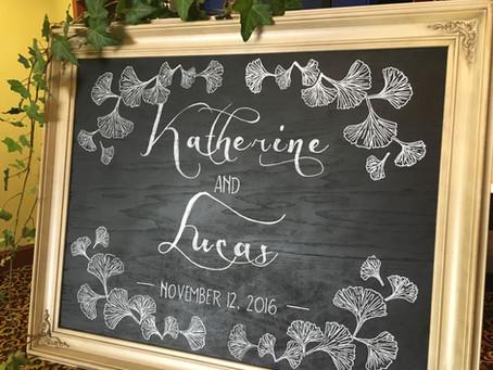 Katherine and Lucas's Wedding