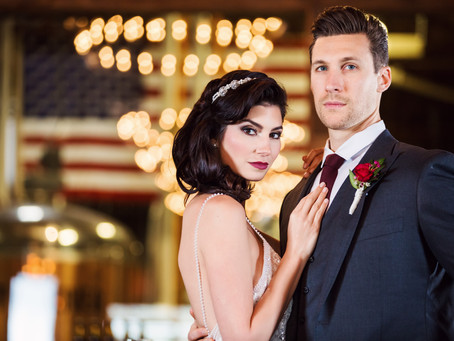 Sultry Speakeasy Styled Shoot