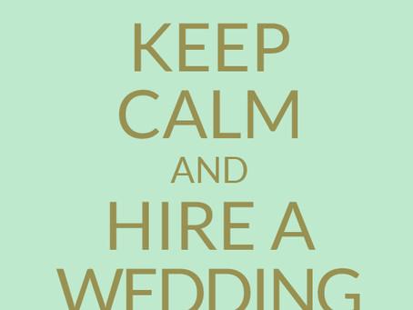 On-site Venue Coordinator vs. Wedding Planner