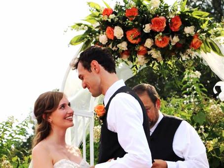 Megan and Scott's Wedding