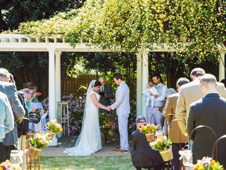 K + D's Wedding