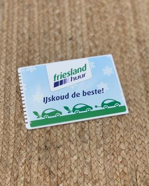 IJskrabber, Friesland Lease