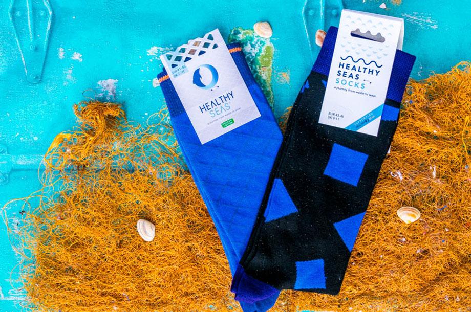 Bio sokken Seas Socks