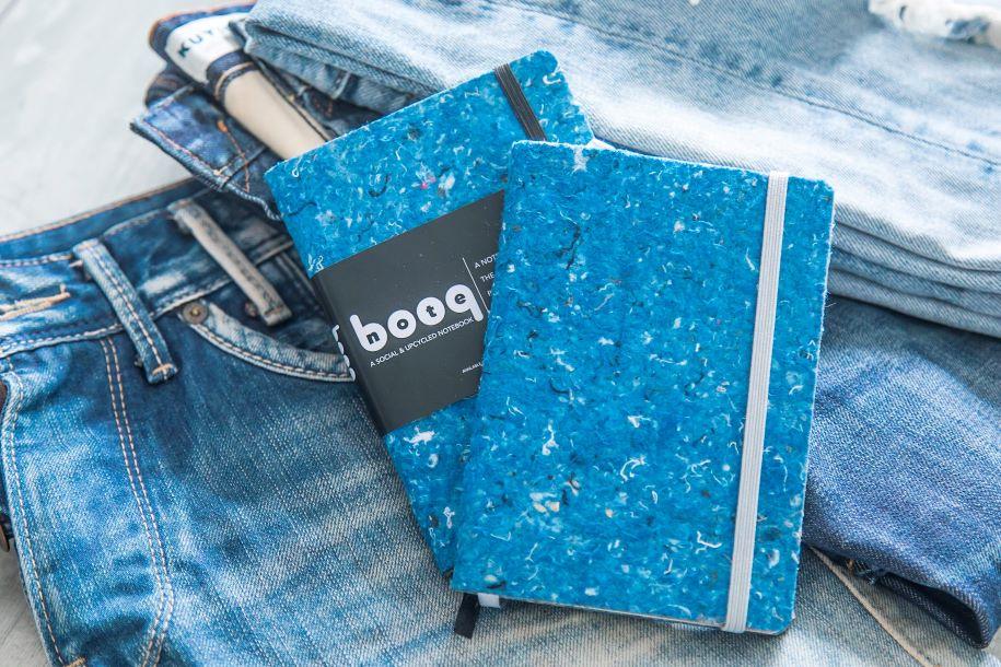 bio notitieboek Note Booq