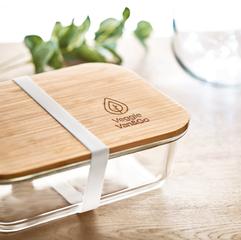 Glazen lunchbox