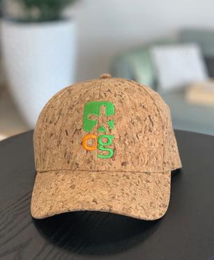 Cap van kurk OrangeGas