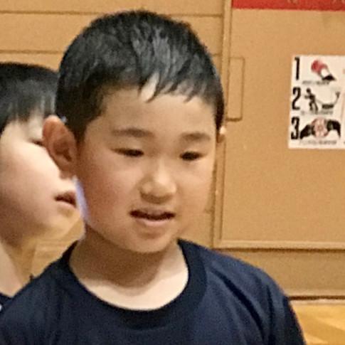 渡辺 大輝 小3