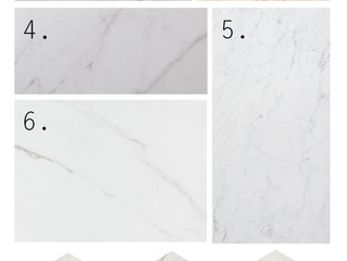 Head Turning Affordable Marble Alternatives