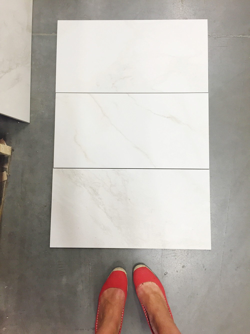 VitaElegante Bianco Tile | The Home Depot
