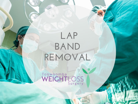 Yes, Dr Wylie performs lap band removal