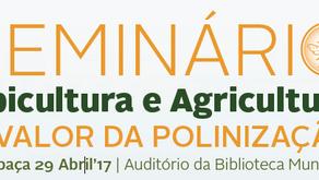 Seminário Apicultura e Agricultura