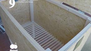 Como construir um Vermicompostor Doméstico - II ?