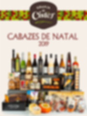 Granja de Cister - Cabaz de Natal 2019