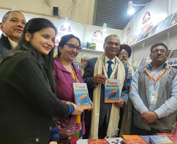 Book Launch Ceremony