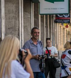 Atelier fotografie de stradă și oameni