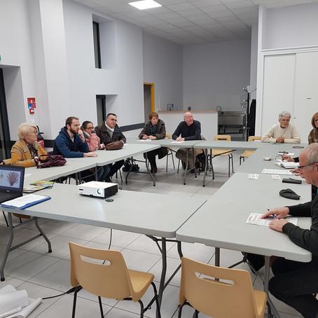 Compte rendu de la réunion du collège du COP-T 47360 du jeudi 7 février 2019