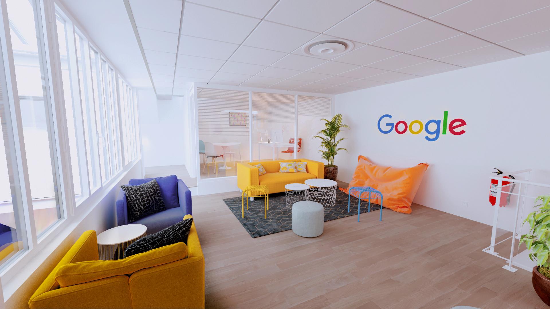 Bureaux google attention le bureau arrive l agefi