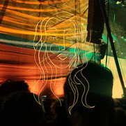 Festival woman