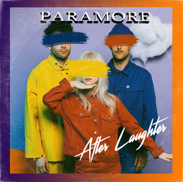 Paramore - After Laughter Aged Record.jp