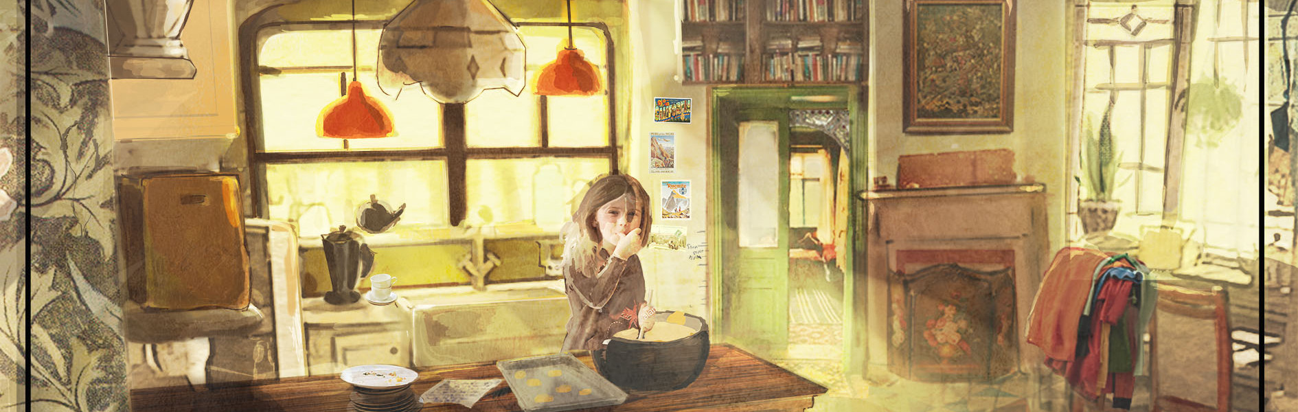 Into the Woods - Kitchen visual