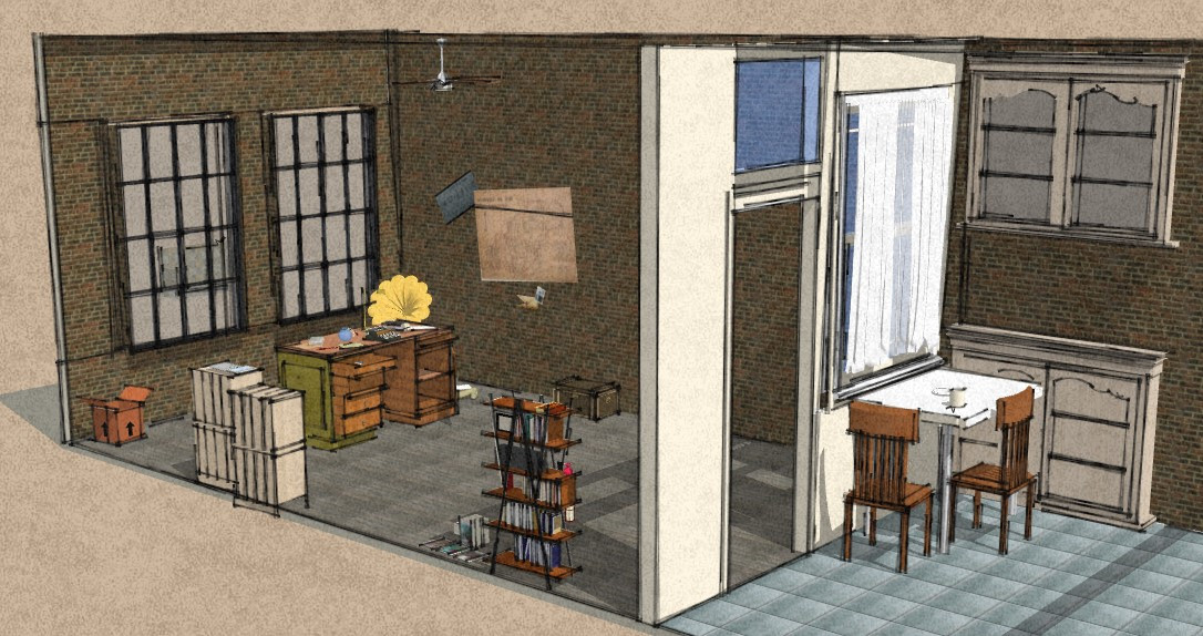 Lemony Snicket Flat - Sketchup Model.jpg