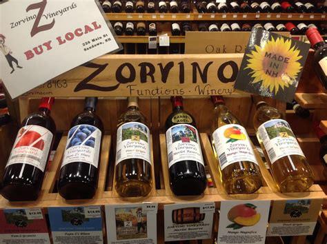 Zorvino wine