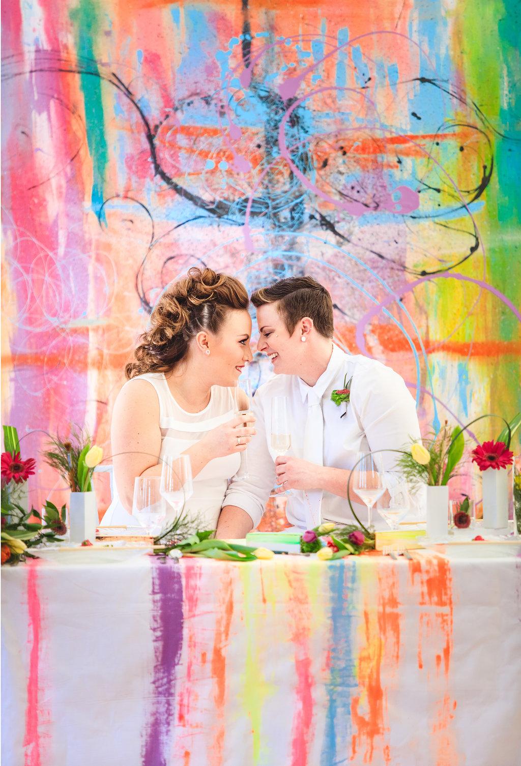 colorado mountain wedding elopement