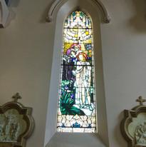 Harold W.G. Bartlett Window