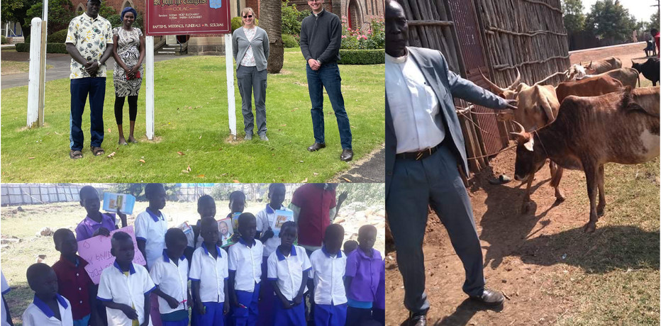 Anglican Parish Raises Funds for Orphans