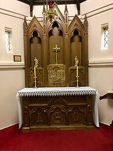 Ss Johns' Side Chapel Altar - Ryan Austi