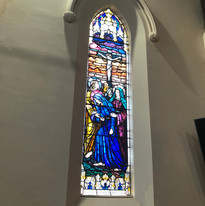 Martha Ann Connor Window