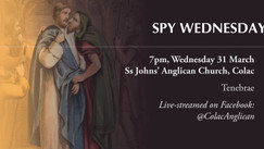 Spy Wednesday