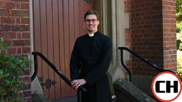 Priest steps up for challenging first year in job