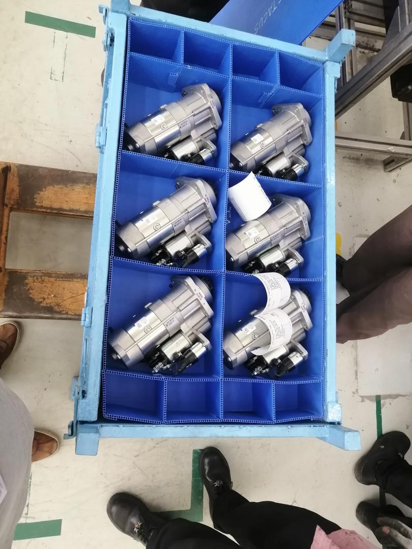 Industrial Packaging Solutions