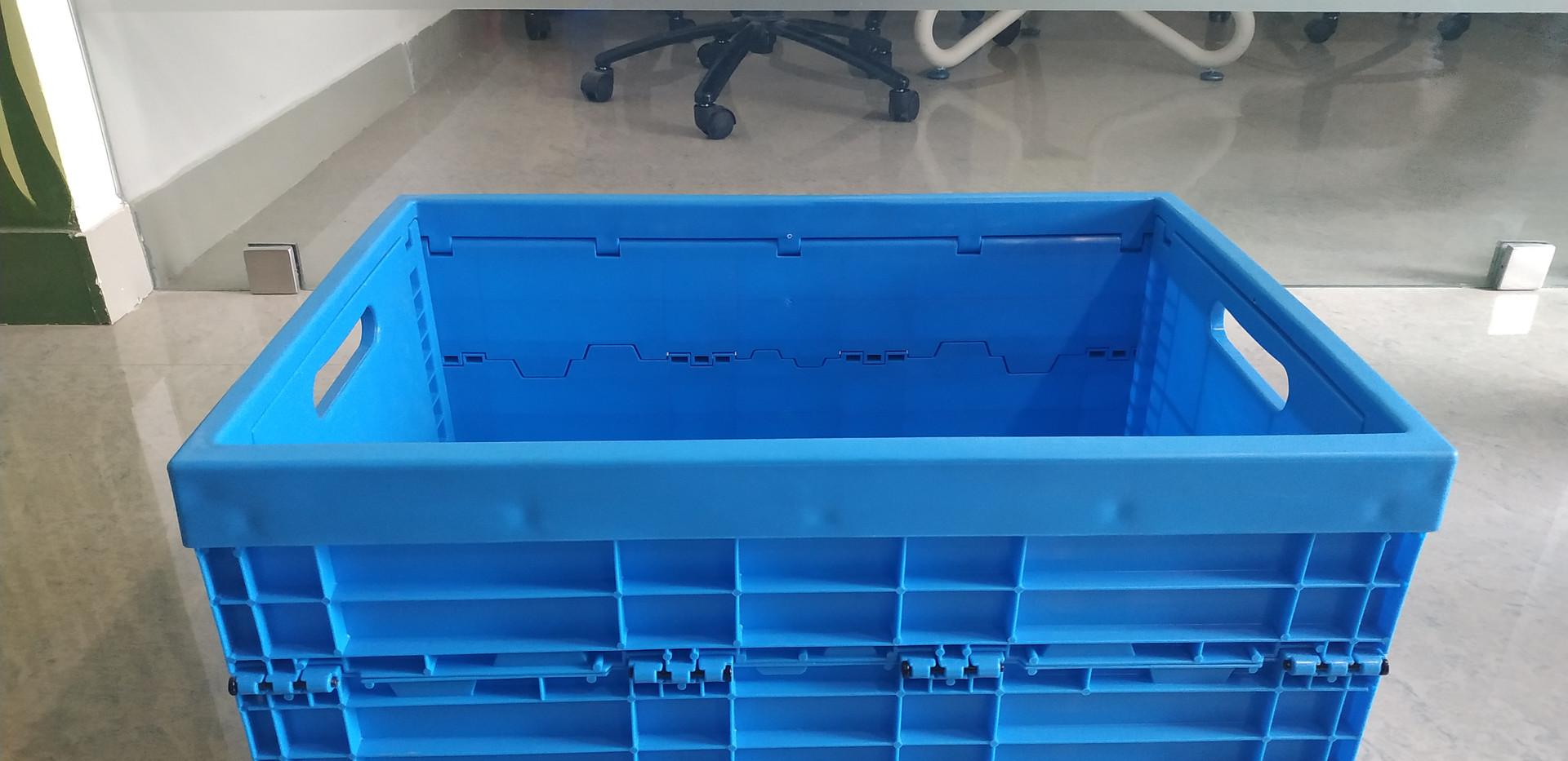 Plastic Crates
