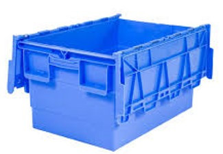 Nestable Crates