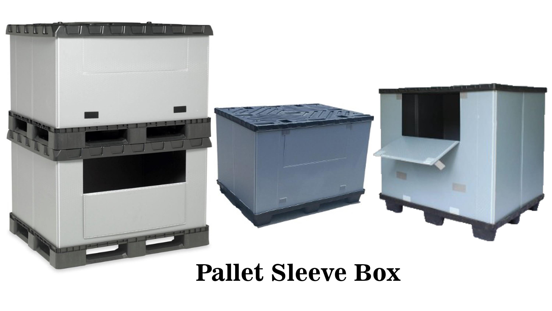 Pallet Sleeve Box