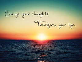 change your thoughts transform your life