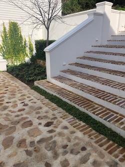 Klompie Brick Steps