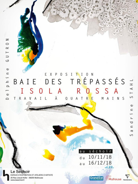 BAIE DES TREPASSES - ISOLA ROSSA