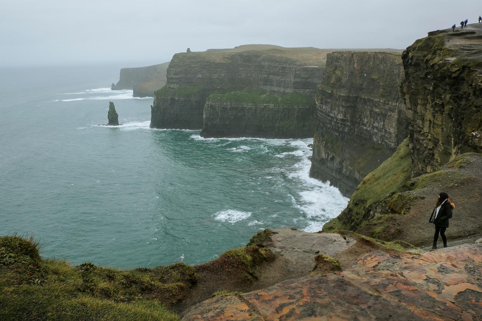 cliffs of moeh, ireland