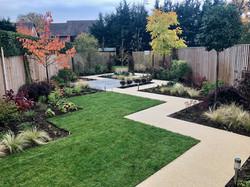Esher garden