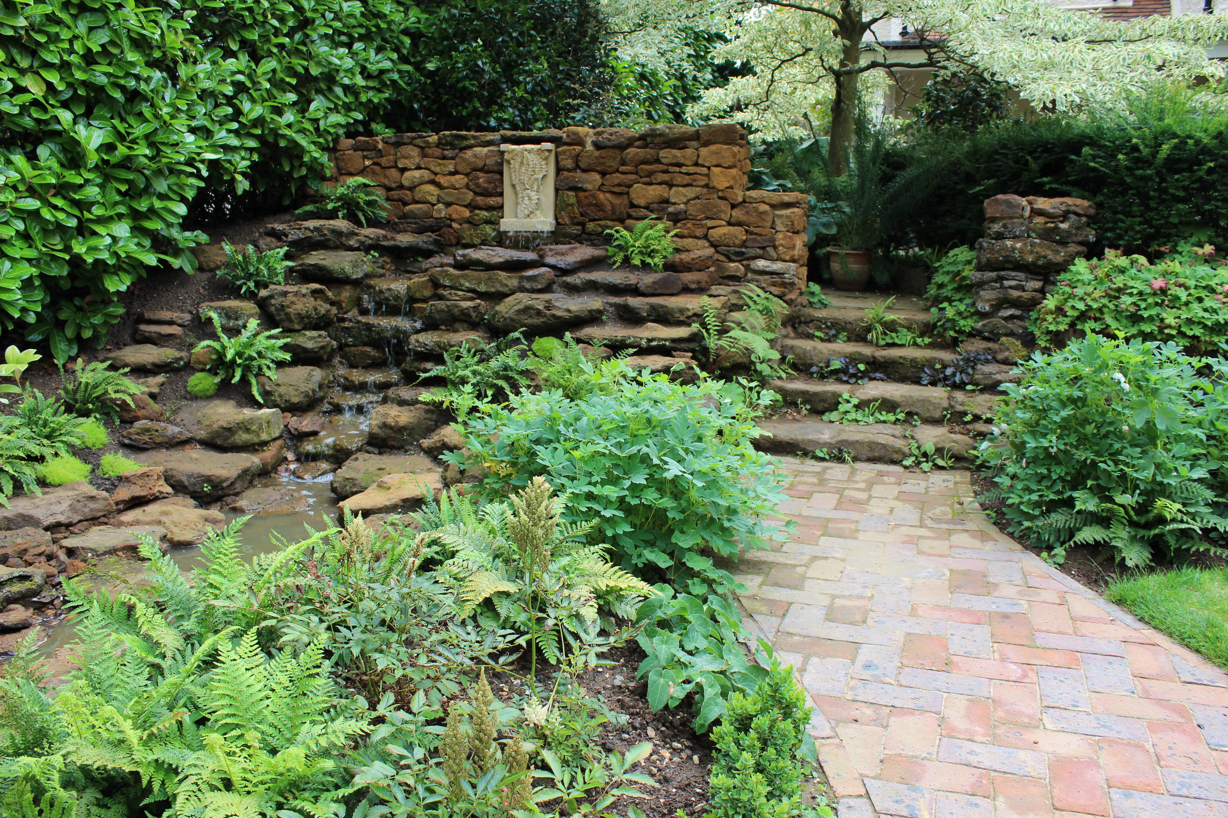 Farnham garden
