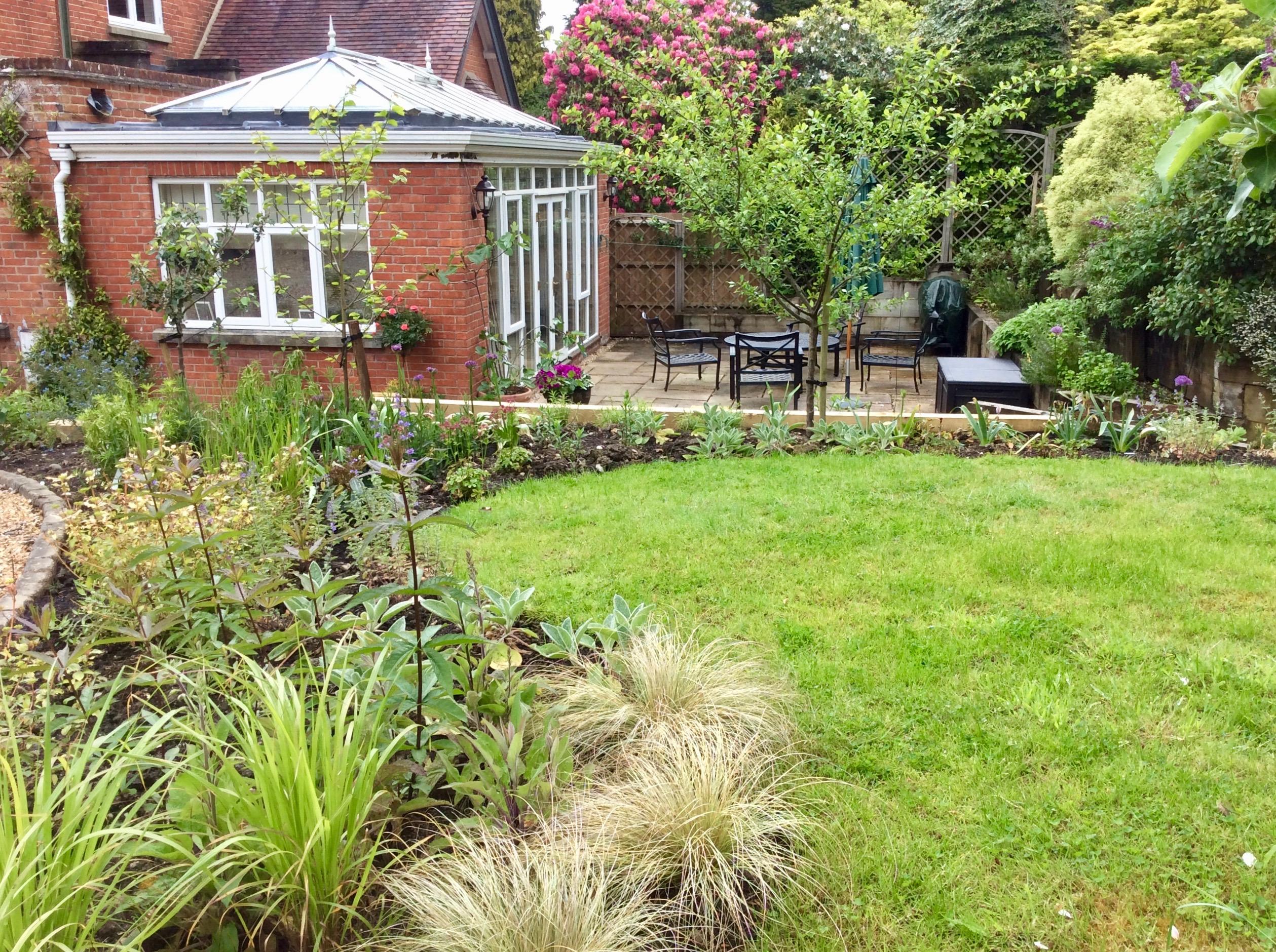 Farnham planting